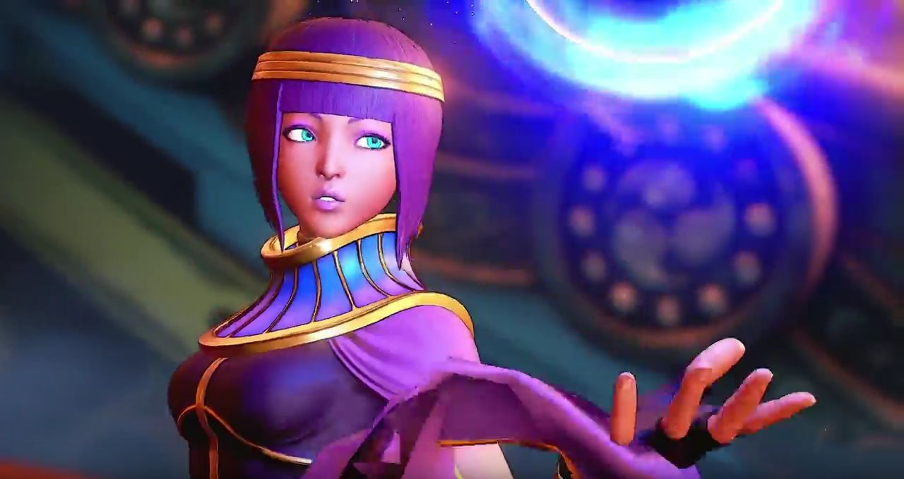 Street Fighter 5 : Bienvenue à Menat